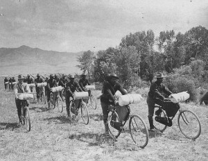 Fort Missoula Bicycle Corps - Story of Fort Missoula