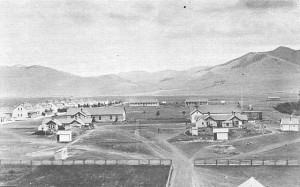 Fort Missoula during the 1800s - Story of Fort Missoula