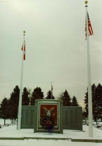 First Speical Service Force Memorial in Helena