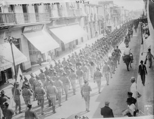 U.S. invasion of Veracruz Mexico