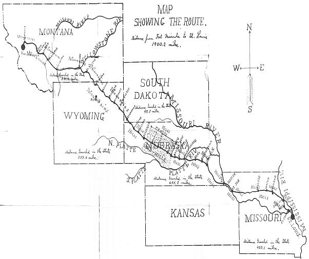 FMBC map