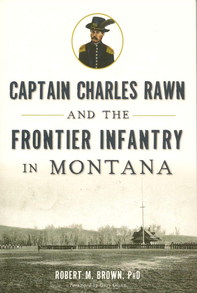 Capt Charles Rawn